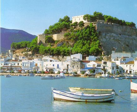 Denia, el paraíso del Mediterráneo