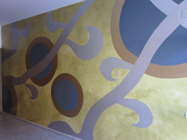 Tendencias: murales en las paredes