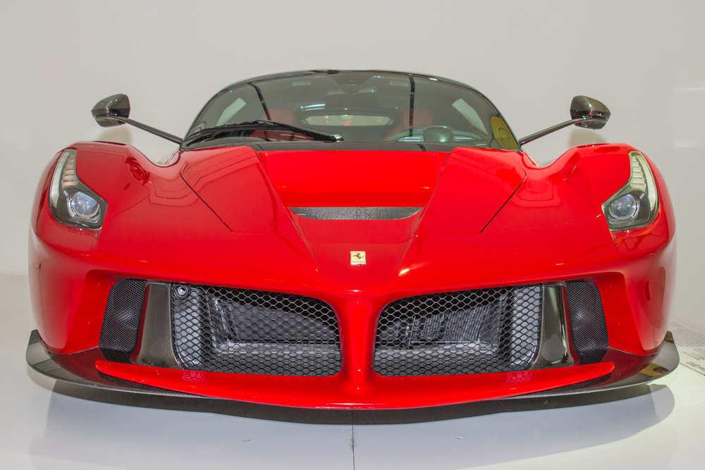 Un Ferrari, el sueño de cualquiera