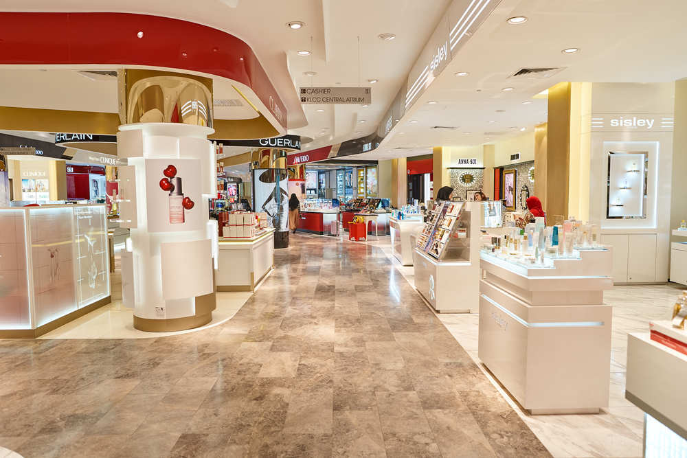 Montar una tienda de lujo