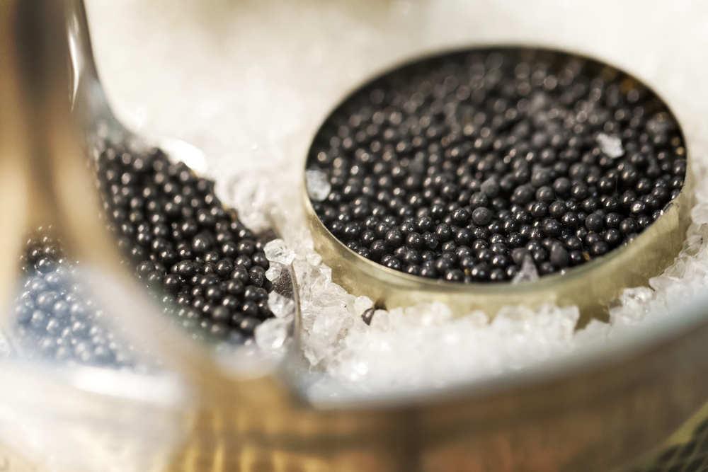 Caviar, el manjar por excelencia
