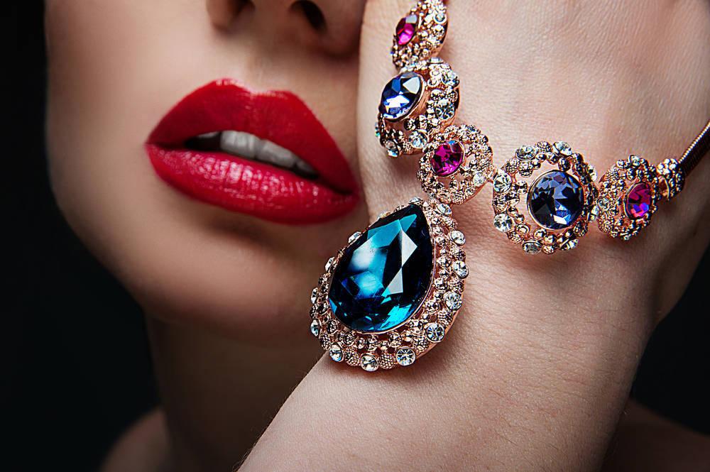 Compra joyería de lujo desde casa