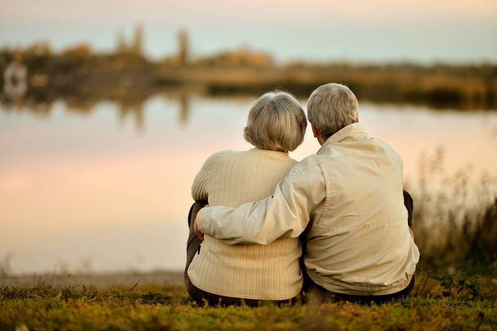 Los mayores también disfrutan del lujo