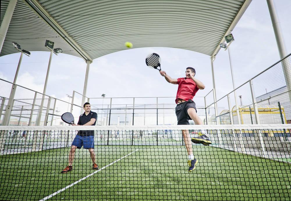 El lujo de practicar tu deporte favorito en tu propia casa