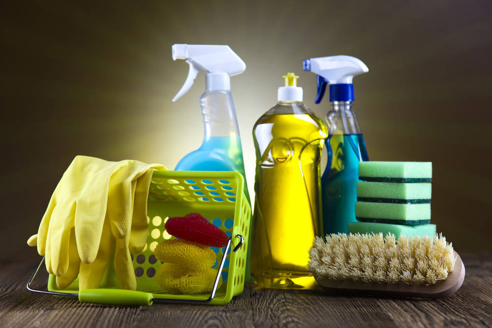 La limpieza en un hotel de lujo