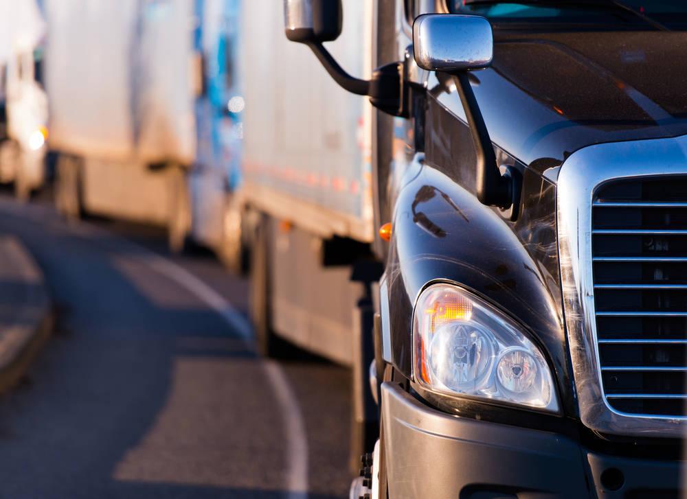Importando nuestros nuevos camiones desde Alemania