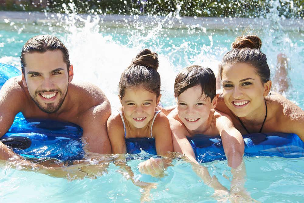 Las piscinas de lujo más cerca que nunca