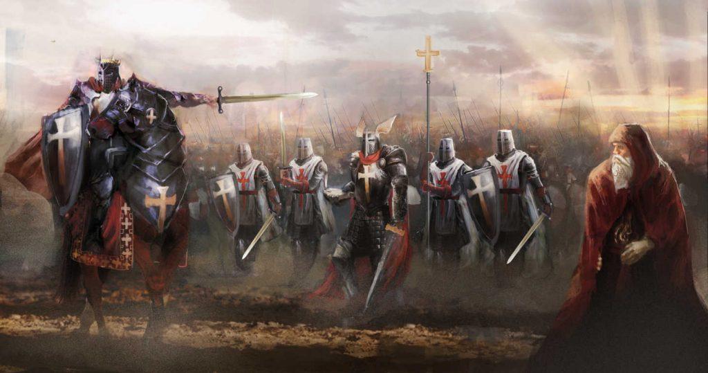 La Edad Media está de moda hasta sobre los escenarios
