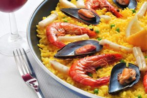Los colores en la gastronomía española