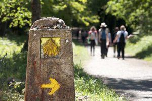 De ruta por el Camino de Santiago